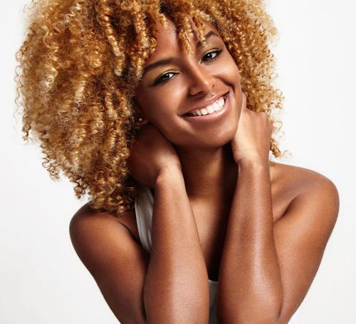 Curly Spring Hair